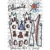 """Puzzle Morán Berrutti """"Ayuntamiento"""""""