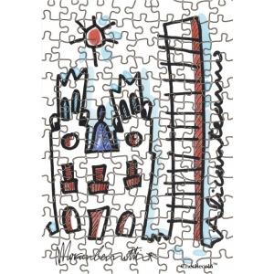 Puzzle Ayuntamiento y Sol