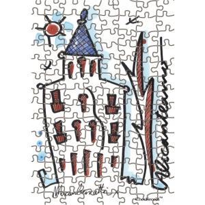 Puzzle Casa de las Brujas