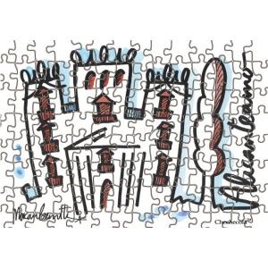 Puzzle Diputación