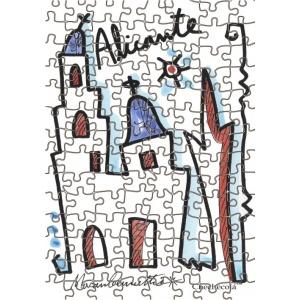 Puzzle San Nicolás