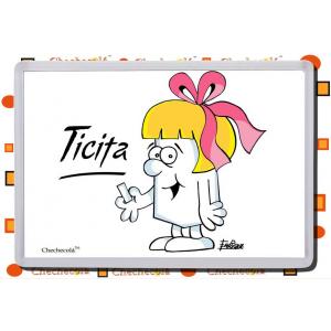 """Iman rectangular Enrique """"Ticita"""""""