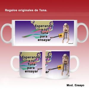 Taza Tuna mod. ensayo