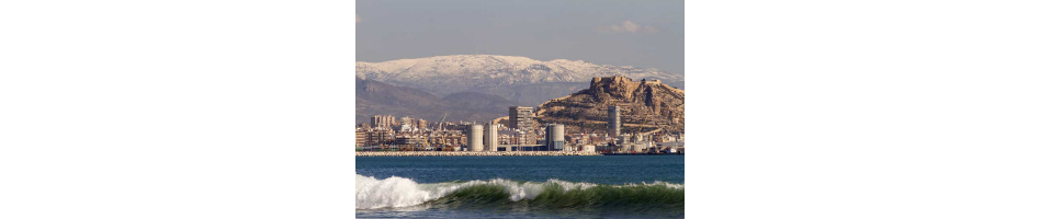 Alicante y Sierra Aitana